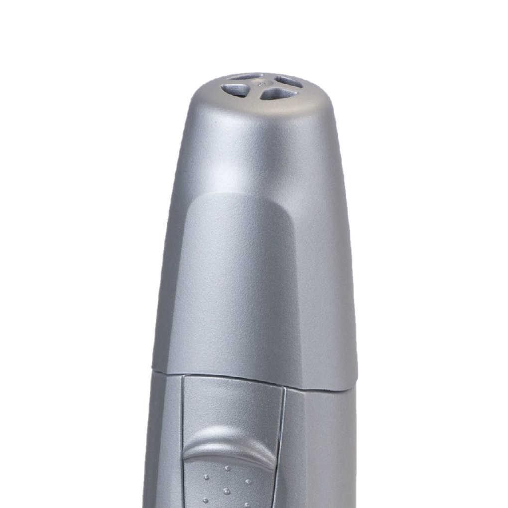 トリマー耳顔メタルニートクリーンかみそり除去シェービング鼻トリマーでシェービングフェイスケア送料無料のためのロシア