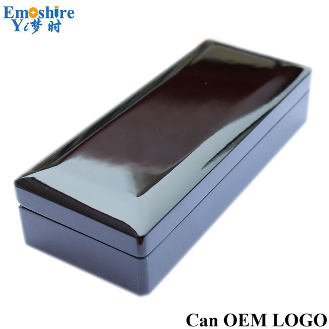 Top Brand Wood Box Top Quality Pencil Case for Ballpoint Pen Wood Pencil Case Can OEM logo B001