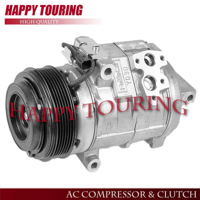 Sc Ac Compressor For Ford Edge For Lincoln Mkx Vl Tza