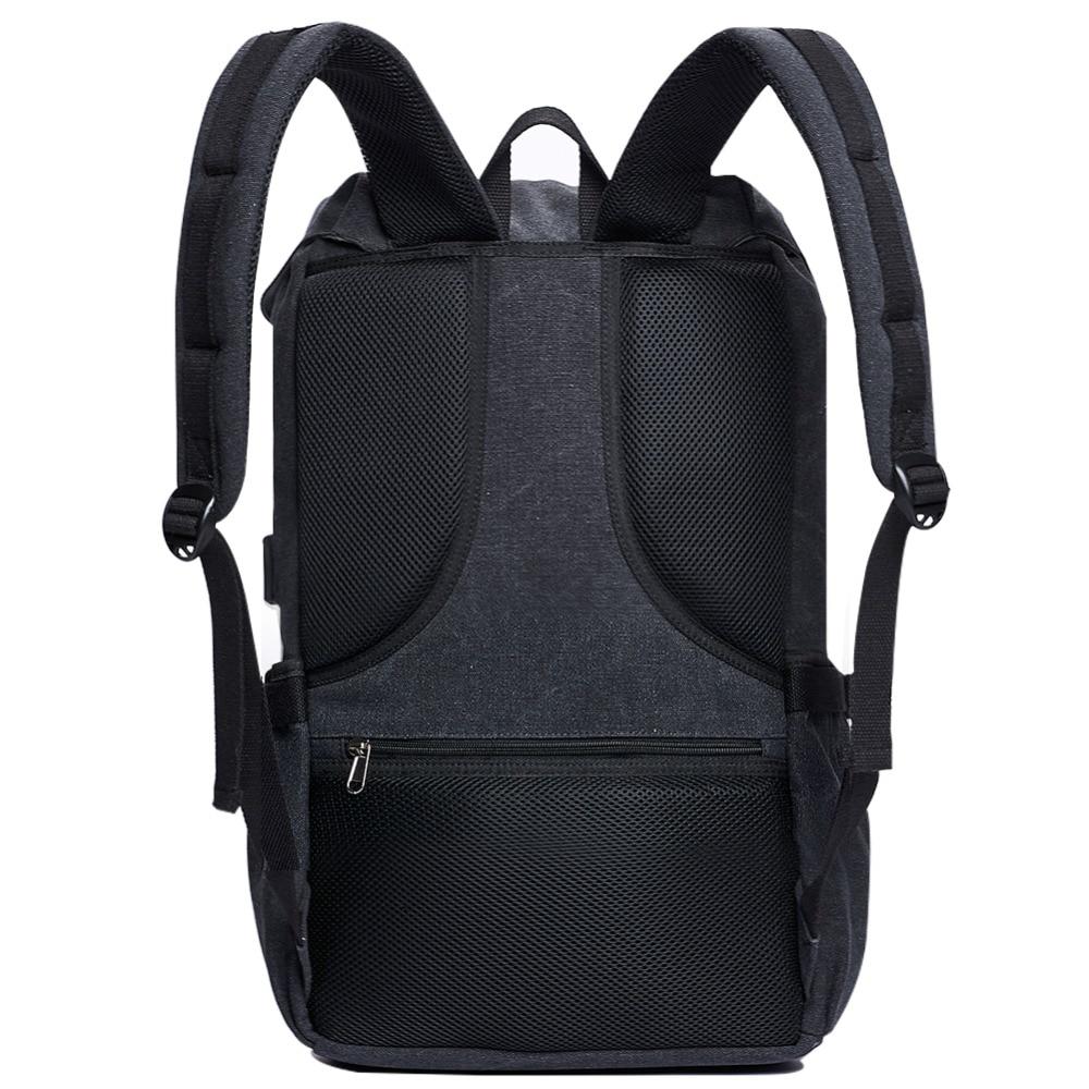 KALIDI bärväska ryggsäck 15,6 - 17,3 tums för män kvinnor rese - Laptop-tillbehör - Foto 6