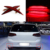 Para VW Golf 7 2013-2015 Acessórios Do Carro LED Vermelho Traseiro refletor Parada Brake Fog Light Turn Signal Noite Condução Luzes Da Cauda