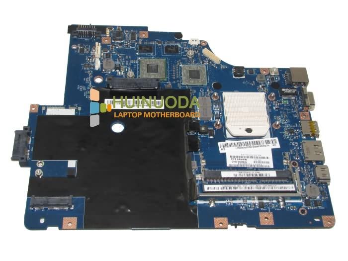NOKOTION LA 5754P laptop Motherboard For Lenovo G565 Z565 Notebook PC System board / Main board DDR3 11S69038329