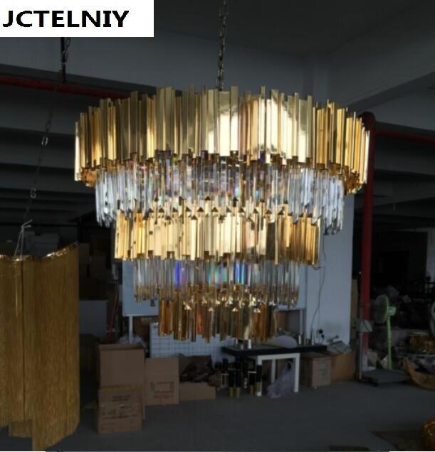 ժամանակակից շքեղ վիլլայի օրինակ - Ներքին լուսավորություն - Լուսանկար 1