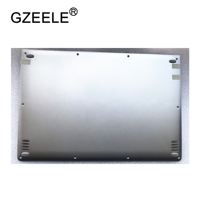 GZEELE NEW for Lenovo YOGA4 PRO YOGA 900 Bottom Base Cover Case Silver AM0YV000300 LOWER CASE Orange AM0YV000320 case cover for lenovo ideapad yoga 2 pro 13 13 base bottom cover laptop replace cover am0s9000200
