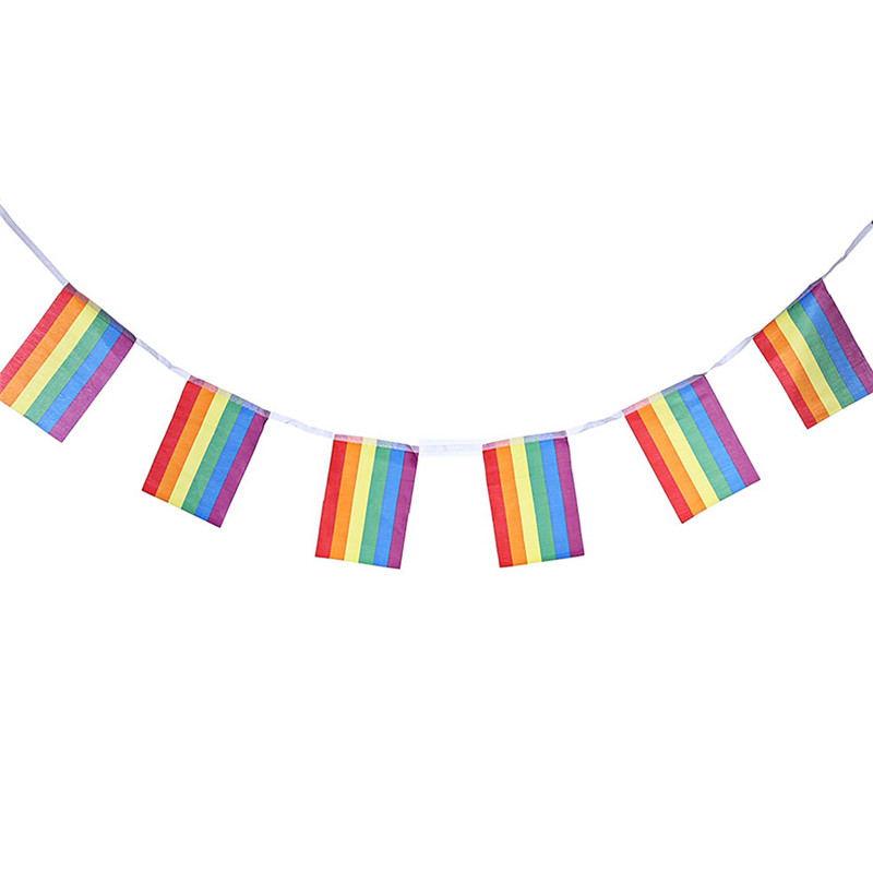 from Franklin gay banners