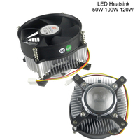 2016 DIY LED Heatsink 30w 50w 100w Aluminium Led Heat Sink 100w Led Radiator For Led