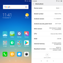 Xiaomi Redmi 5 Plus 3GB 32GB Versión Global