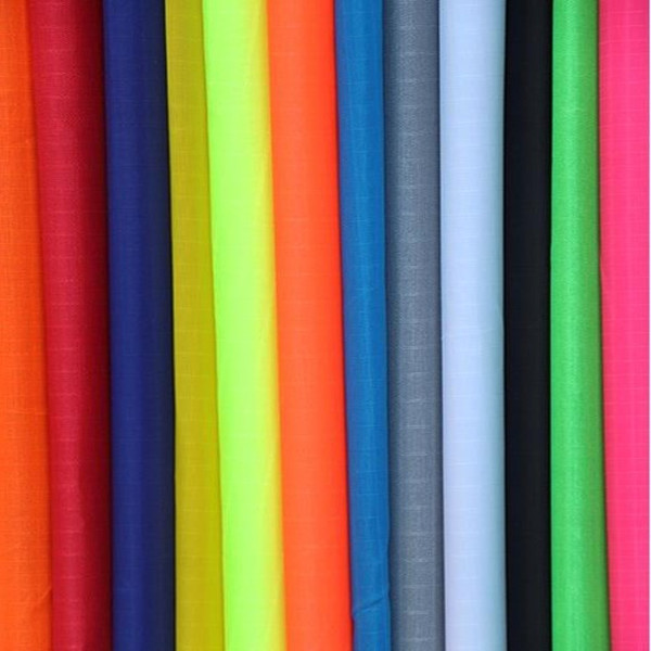 Free Shipping High Quality Ripstop Nylon Kite Fabric Factory 10m X 1.5m Width Various Colors Choose Outdoor Kitesurf