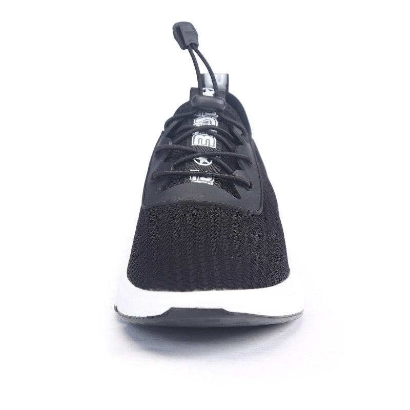 Pour Course 6 Sport Noir Plein Air Maille Randonnée De Casual En And Bag Léger Chaussures Croissante Hommes Pied Hauteur Cm Shoes Nouveau Ascenseur Sneaker Marche À Kl5F1JuTc3