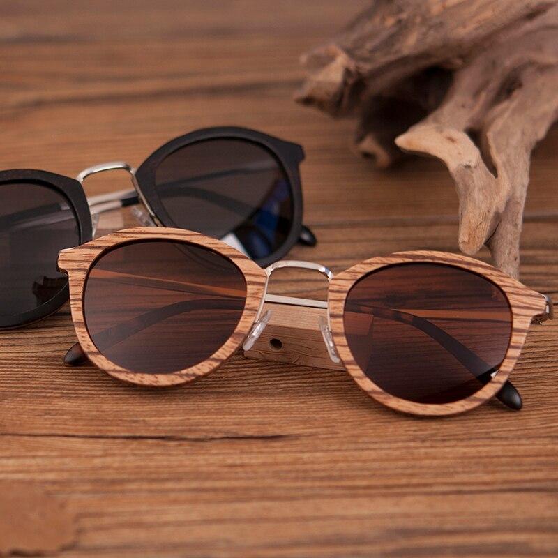 BOBO BIRD Polarized Retro Vintage Sun Glasses 12