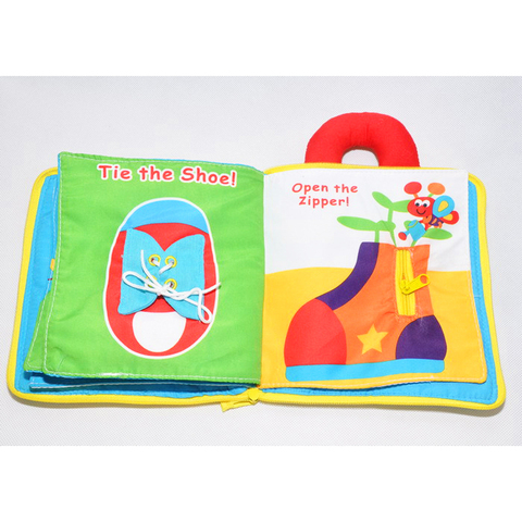 pano do bebe brinquedo aprendizagem precoce educacional