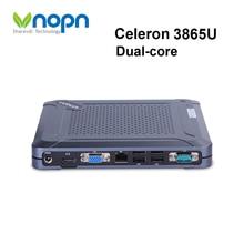 Intel Celeron 3865U Dual-core Mini PC Home Work Gaming Computer Dual-display WIFI Windows 10 pro OS Desktops Nettops