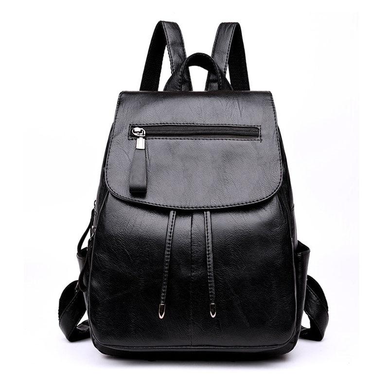 Petrichor nouveau Style coréen gland femmes sac à dos femme sac à bandoulière pour adolescentes sac à dos grande capacité voyage sacs à dos