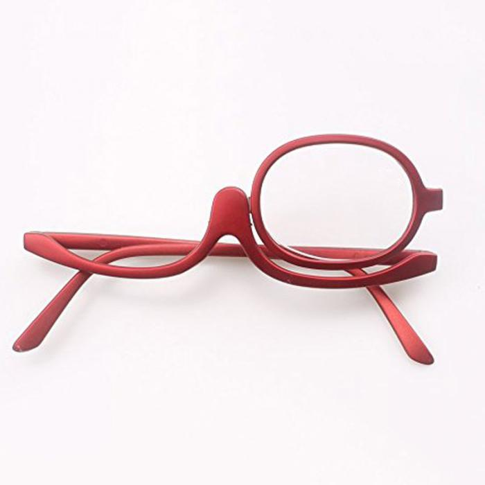 Apparel Accessories 1.0~+4.0 W715 Magnifying Glasses Makeup Cosmetic Reading Glass Folding Eyeglasses