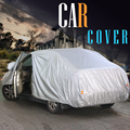 Car Cover SUV Auto Sedan Hatchback UV Anti Sun Rain Snow Frost Resistant Protection Dust Proof Cover All Weather Suitable !