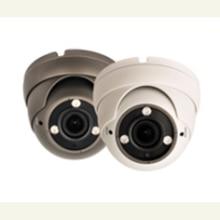 TVI Camera 1080P CCTV Dome Camera 2.8-12mm Lens CMOS Security Camera With OSD Menu (Default black)