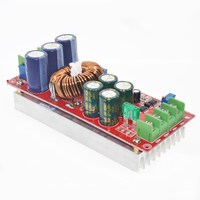 1200W 20A DC Converter Boost Step Up Power Supply Module IN 8 60V OUT 12 83V