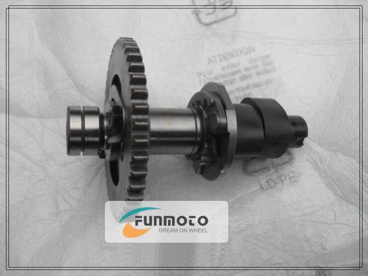 Cam shaft  engine parts  of CFMOTO CF500  CF500ATV the Cam shaft  is from the original CF MOTO manufacturer front transmission shaft drive shaft of cf188 cfmoto cf500 atv parts number is 9010 290100 parts no 6