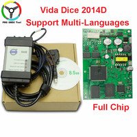 Full Chip Newest For Volvo Vida Dice 2014D Diagnostic Tool Multi Language For Volvo Dice Pro