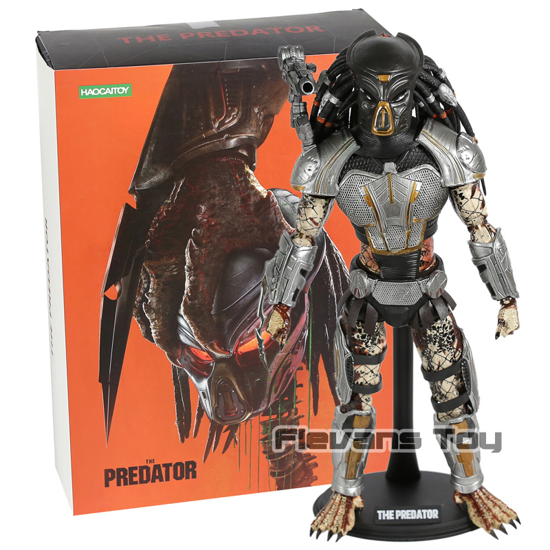 Hot Toys The Predator 2018 Movie 1/6 Scale PVC Action Figure Collectible Model ToyHot Toys The Predator 2018 Movie 1/6 Scale PVC Action Figure Collectible Model Toy