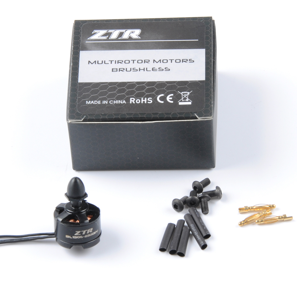 1306 2300KV Mini Brushless Motor High Speed CCW CW Electric Motor for FPV Racing Drone,Quadcopter Camera