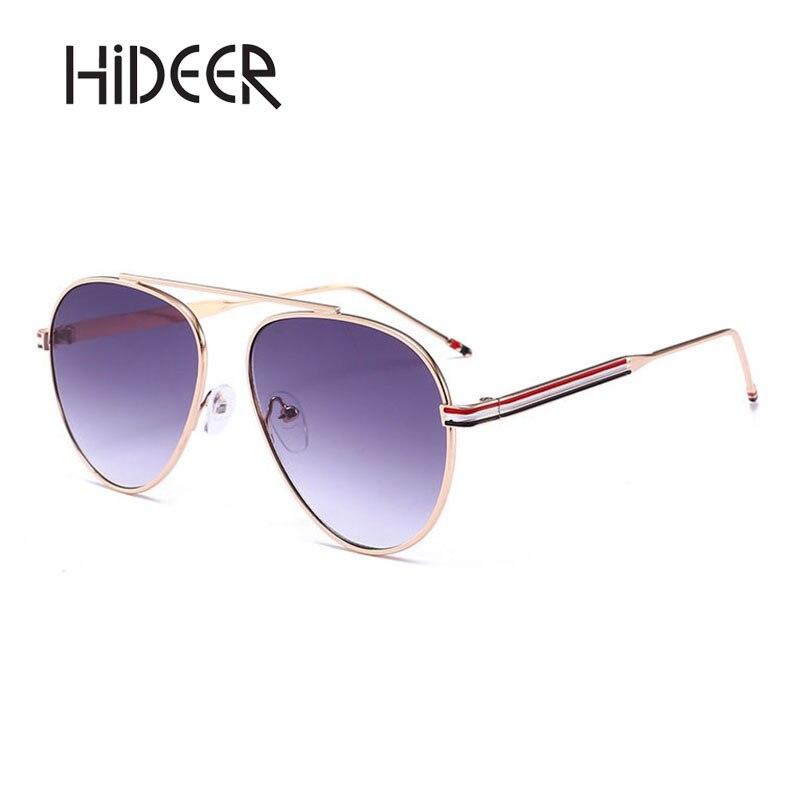 HiDEER 2018 New Photochromic Sunglasse Thin Light Fashion Exquisite Unisex Sun Glasses Eyewear Sunglasses Alloy Frame AE-18KD017