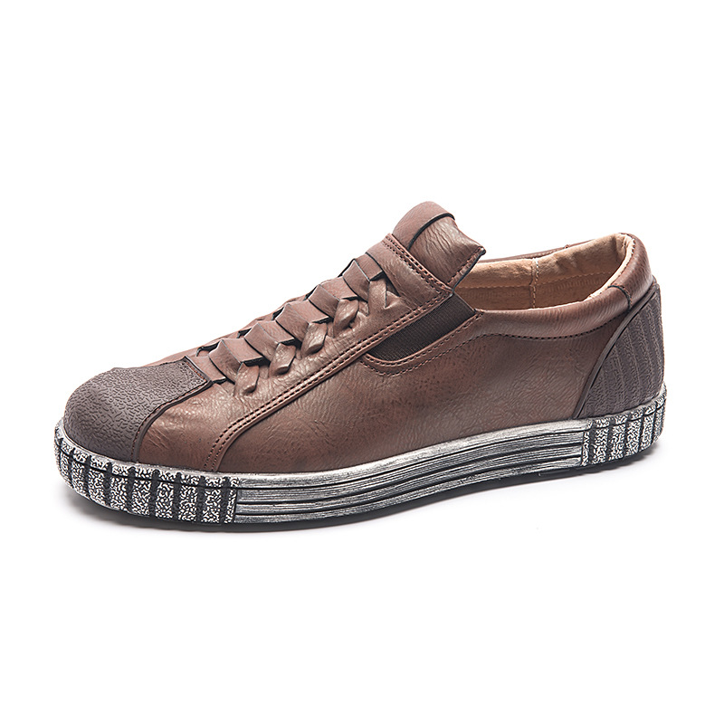 New 2017 Luxury Brand Men Shoes England Trend Casual Leisure Shoes Leather Shoes Breathable For Male Footear Loafers Men's Flats кошельки бумажники и портмоне petek s15028 als 10