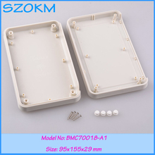 4 pcs/lot free shipping and electronics enclosures plastic box for electronic project enclosure electronic  195X155X29 MM