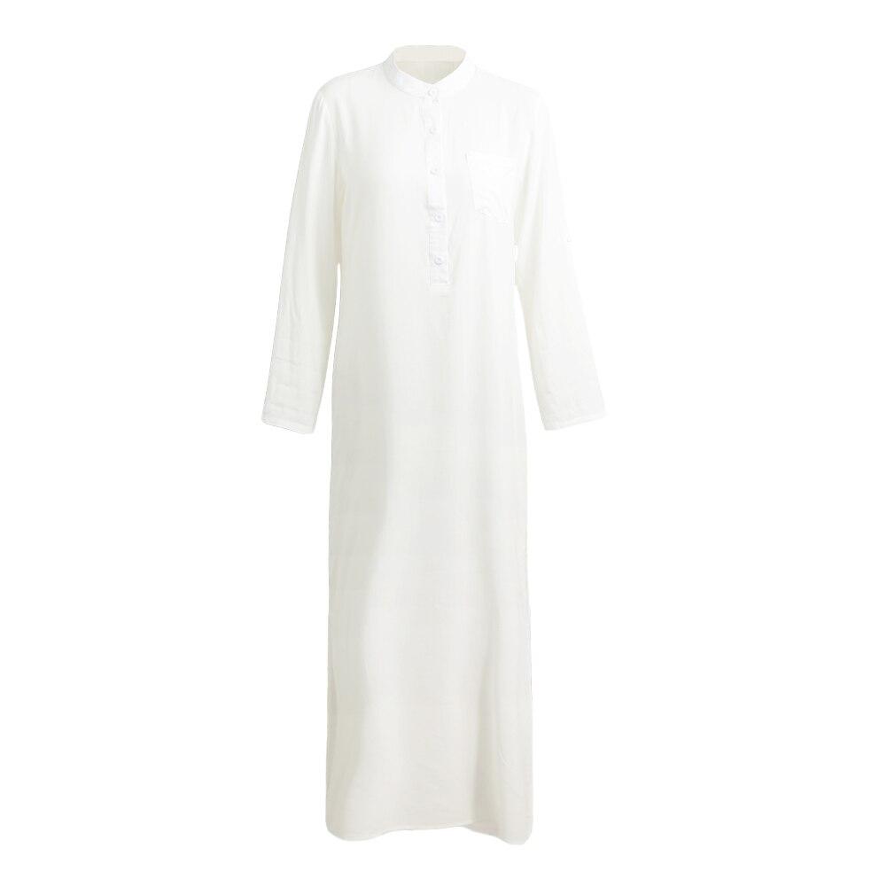 Sexy Casual Shirt Dress 2