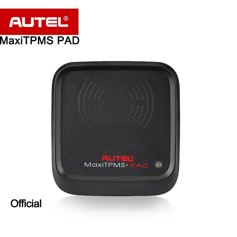 Date Autel MaxiTPMS PAD TPMS Capteur Programmation Accessoire Dispositif et Autel MX-Capteur 433 MHz/315 MHZ Universal programmeur