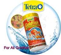 Tetra Goldfish Alimentos En Escamas de Los Peces de Colores y Otros Peces de Agua fría