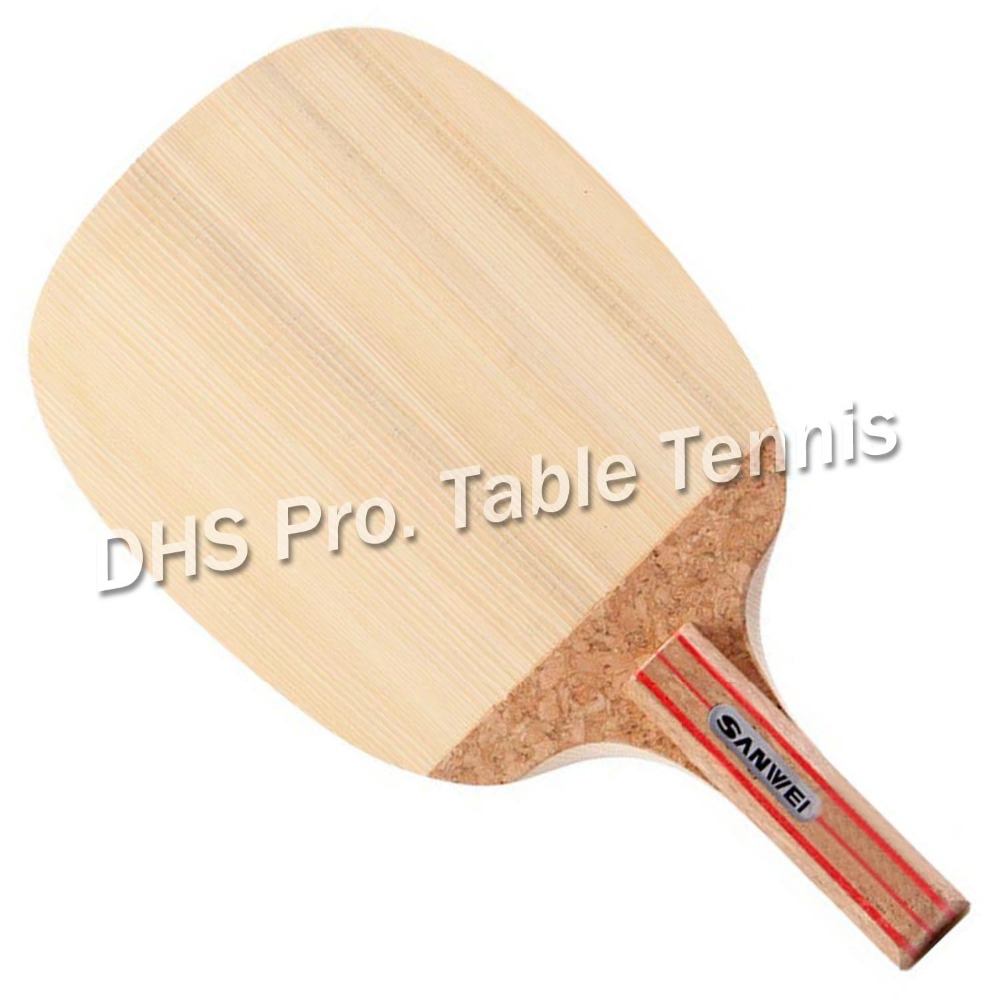 Sanwei R2 R-2 R 2 HINOKI Table Tennis Blade Japanese penhold for PingPong Racket r 2