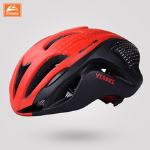 VEOBIKE Breathable Cycling Helmet Mountain Bike Bicycle Helmet Safety Equipment Design Ergonomic Oversized Air Vents 5 Color