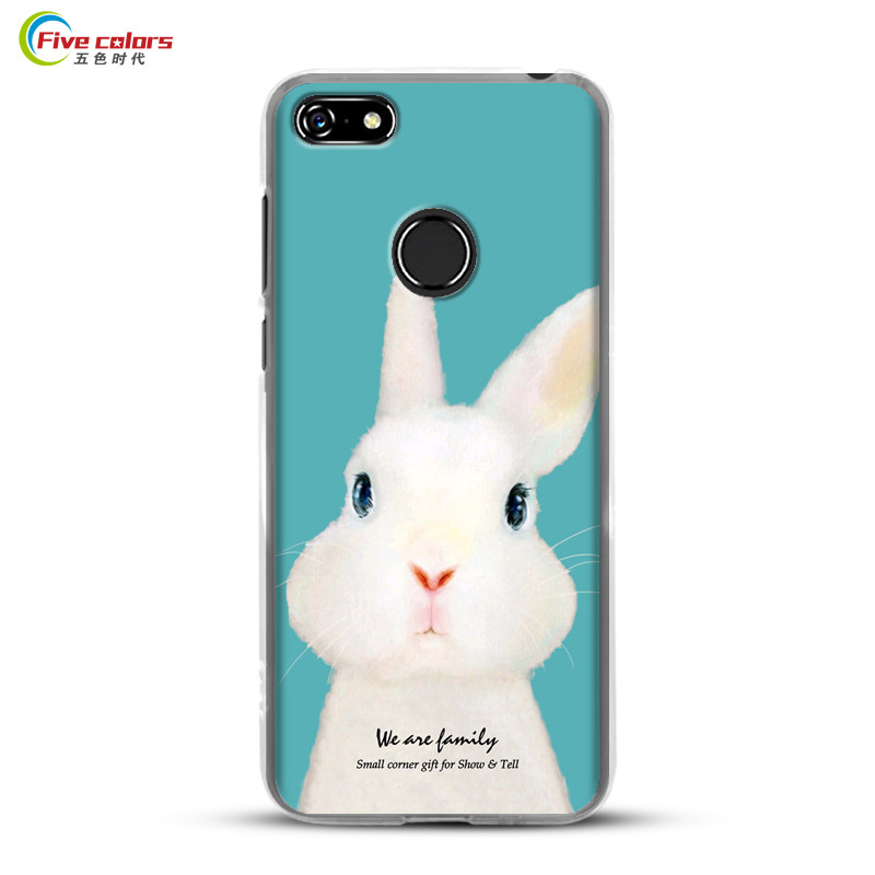 new concept 7670b dc07c Lenovo A5 L18011 Case New Fashion Painting Soft Silicone Case Anti-knock  Back Cover Phone Case for Lenovo A5 Protective Fundas
