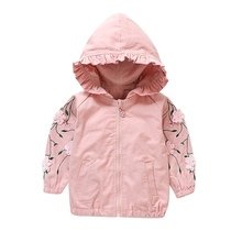 Toddler Baby Jacket Coat Spring Autumn Kids Girls Clothes Ho