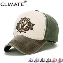 Jeans Hat-Caps Cotton Women Adult Casual CLIMATE for Rock-Fans Fabric Washed Youth Contrast