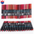 19pcs/lot  Menow P13016 Makeup matte kiss proof lipstick with long lasting effect Powdery Soft Matte Lipstick free shipping