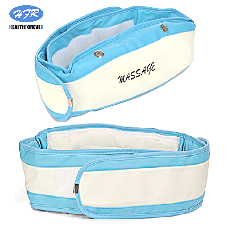 HFR 878 1E Vibro Shape Vibration Loss Weight Burning Machine Electric Slimming Massage Belt Crazy Fit Massager in Massage Relaxation from Beauty Health