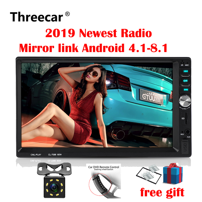 Newest 7 LCD Autoradio 2 Din Car Mp5 Player With Mirroring Android Bluetooth Multimedia Car Radio Stereo FM USB Audio Car RadioNewest 7 LCD Autoradio 2 Din Car Mp5 Player With Mirroring Android Bluetooth Multimedia Car Radio Stereo FM USB Audio Car Radio
