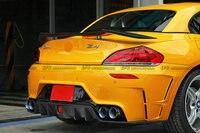 Carbon Fiber Rear Spoiler Body Kit Car Accessories Fit For BMW E89 Z4 Rowen Style