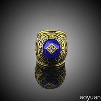 Championship Rings 1956 World Youth Championship Rings US Size 12 Sports Fans Rings Men Gift Ring