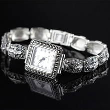 Vintage Thai Silver Products New Arrival Thailand Authentic S925 Sterling Silver
