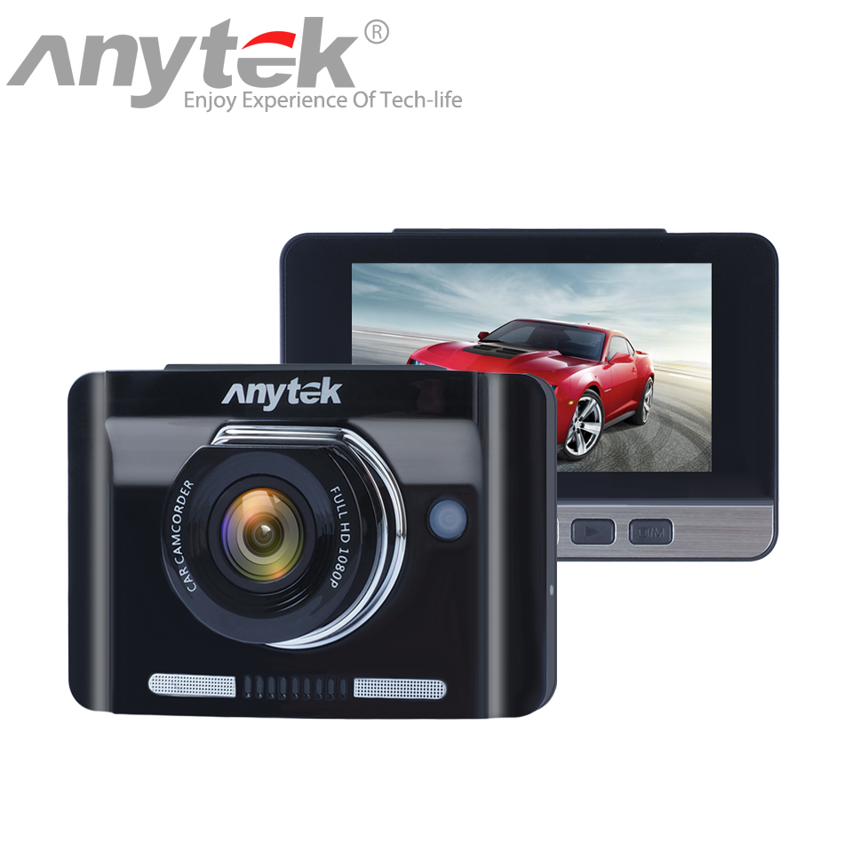 Original Anytek A22 Super night vision Novatek 96650 Car DVR Full HD 1080P Motion Detection Vehicle Car Camera G-Sensor/WDR full hd 1080p vehicle blackbox dvr with g sensor