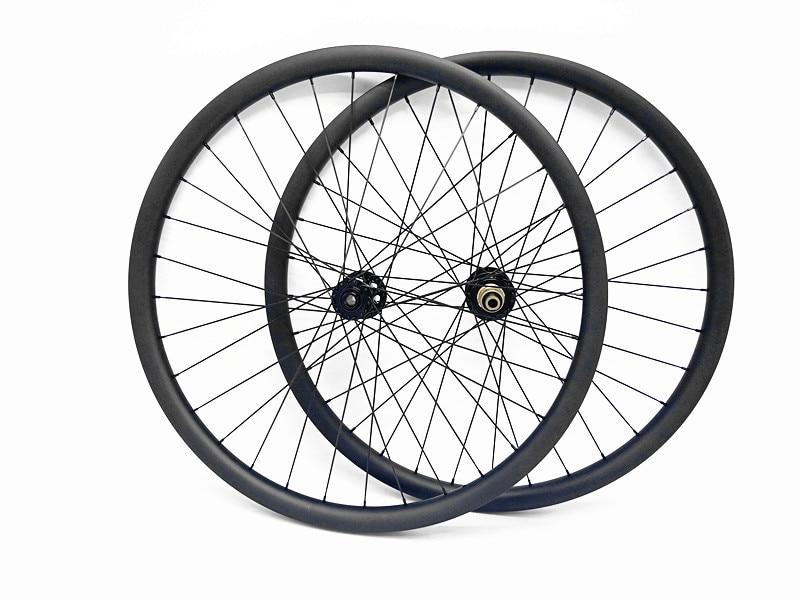 1580g carbone roues vtt Asymétrique 791 792 100 142mm jeu. essieu 29er 30mm U forme vélo VTT roues Vtt roues UD