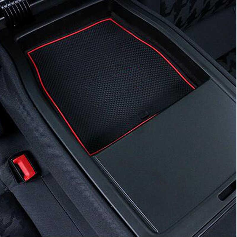 Для Audi 2014 до 2016 A3 аксессуары, 3D автомобильный резиновый коврик, Противоскользящий коврик, Нескользящие Коврики для внутренней двери/коврик для чашки