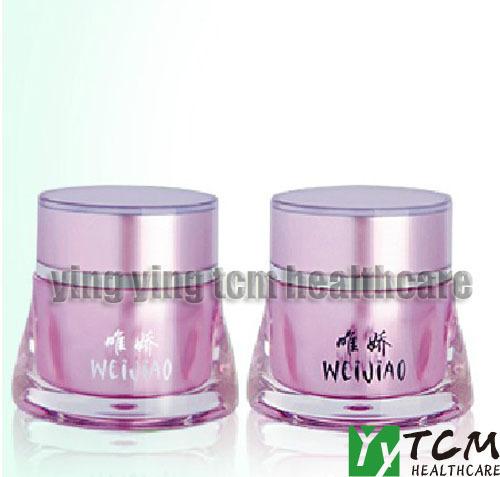 Taiwanés WeiJiao Crema de Día y Crema de Noche Segunda generación