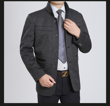 males jacket  jacket males  Men's Spring and Autumn informal shirt jacket free delivery
