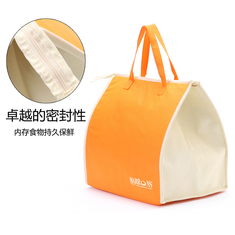 high quality thermal portable insulated bag big lunch