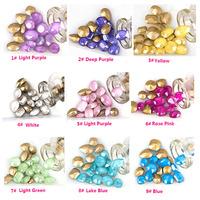 Free Shipping 100pcs K9 Mix Nail Crystal Strass Rhinestones Triangle Rectangle Water Drop 3d Nail Art Decorations Nail Charms