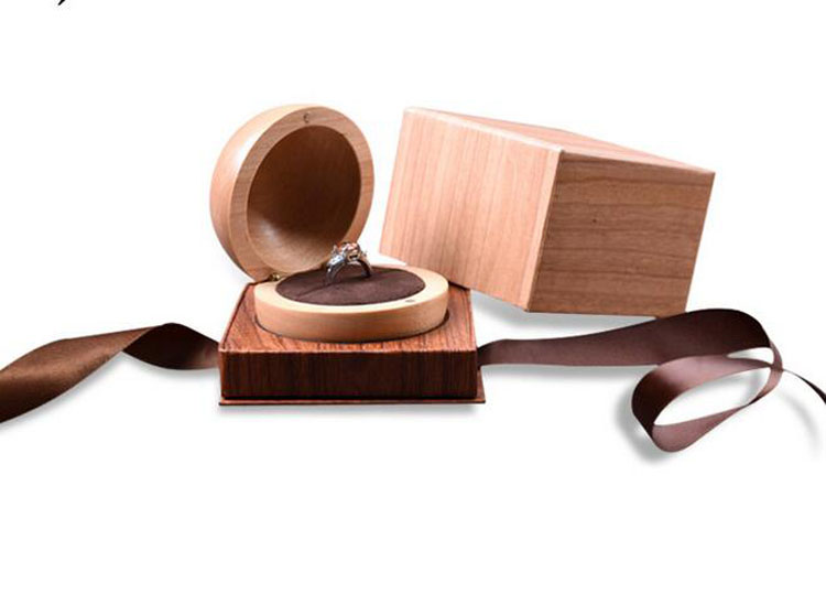 Wedding Ring Box TOP QUALITY Wooden Jewelry Packaging for Valentin Christmas Wedding Birthday Marriage Proposal Gift Box стоимость